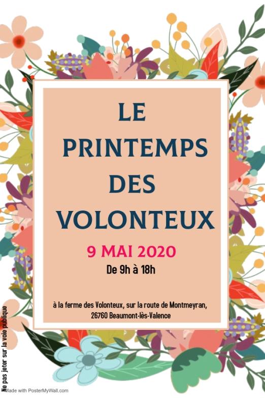 Copie de Spring Event Flyer Template - Fait avec PosterMyWall(5)