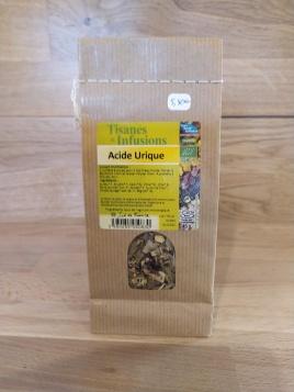 Acide urique 5,40e